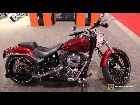 2017 Harley-Davidson Breakout® in Sunbury, Ohio