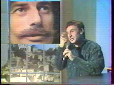 """Guy Thomas """" chez Pascal Sevran un hommage à Jean Ferrat."""""""