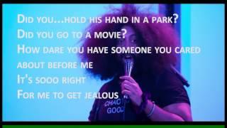 Apple Song - Reggie Watts - Lyrics