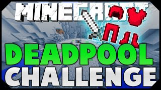 THE DEADPOOL CHALLENGE! ( Hypixel Skywars )