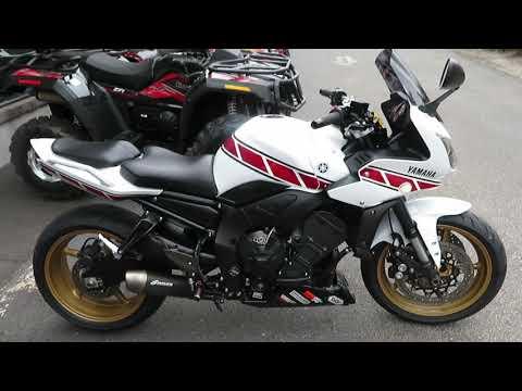 2012 Yamaha FZ1 in Sanford, Florida - Video 1