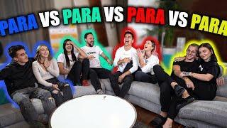 PARA VS PARA VS PARA VS PARA