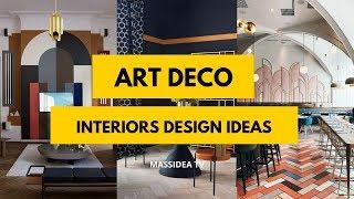 50+ Awesome Art Deco Interiors Design Ideas We Love!