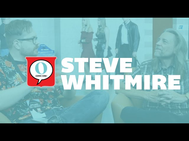 Steve Whitmire Interview at Omaha Comic Con