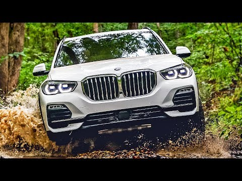 BMW X5 (2019) Off-Road Demonstration