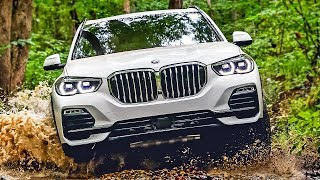 BMW X5 (2019) Off-Road Demonstration