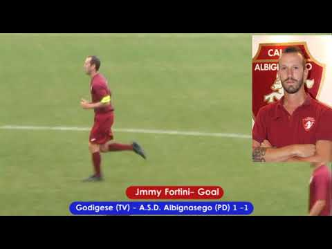 Preview video Godigese (TV) - A.S.D. Albignasego 1-2 (13.10.2019)