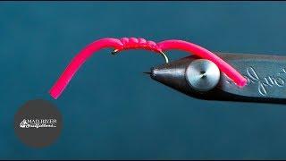 SQUIRMY WORMY: Fly Tying Tutorial