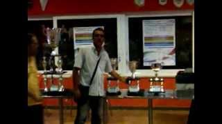 preview picture of video 'Premiazione Liga Spagnola Calcio 7 Country Sport MALAGA'