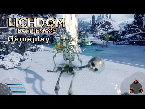 Видео № 1 из игры Lichdom: Battlemage [Xbox One]