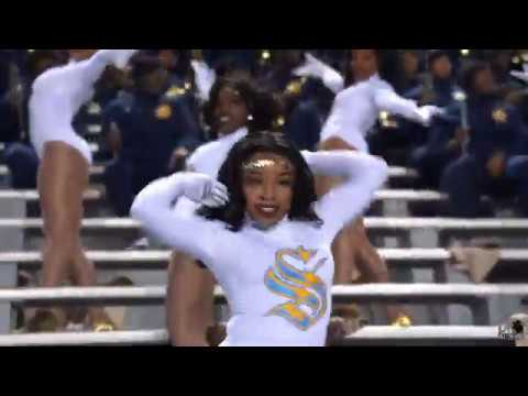Both Sides | Southern University Fabulous Dancing Dolls | Final Home Game 2019