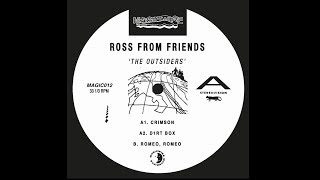 Ross From Friends   The Outsiders (Full Album)