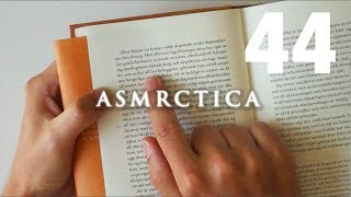 ASMR Deep voice Reading from Difficult Book in Swedish | Binaural