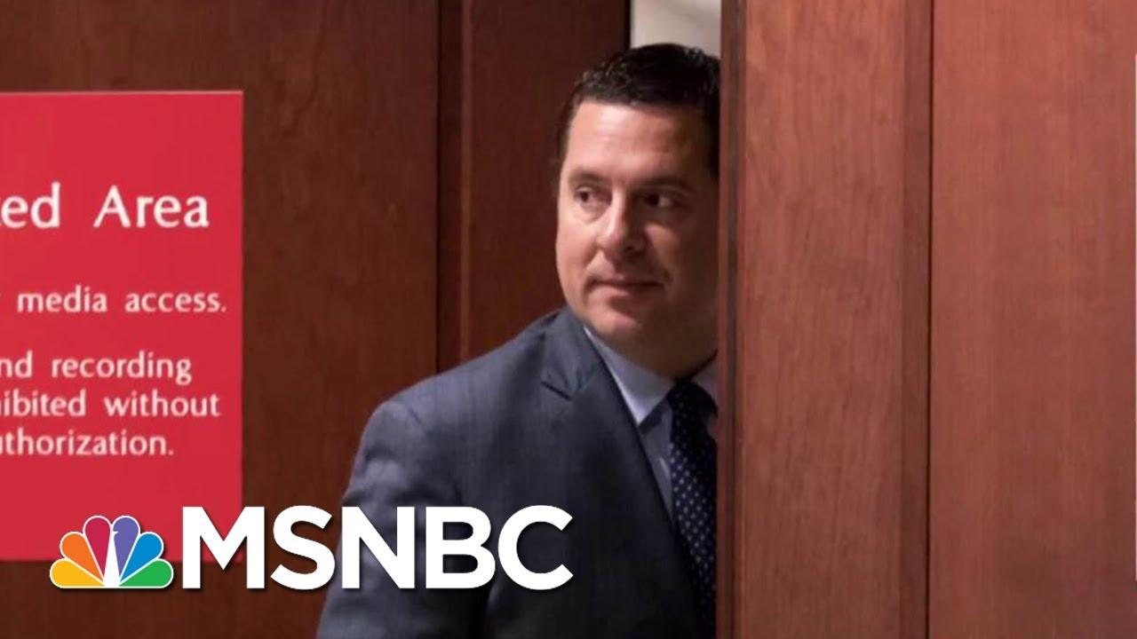 Republican Warned On Push To Release Classified Memo | Morning Joe | MSNBC thumbnail