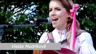 Video Vlasta Mudríková a MUFUZA v obci Kvačany