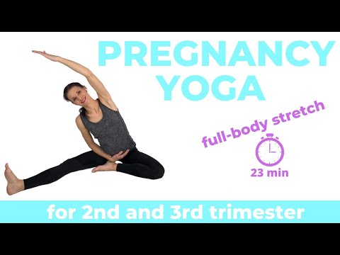 Pregnancy Yoga For Second Trimester