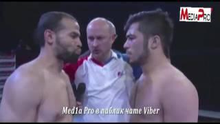 Муин Гафуров Tajik VS Сами Амин