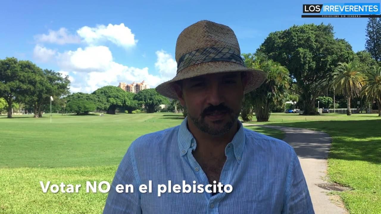 Votar NO en el plebiscito