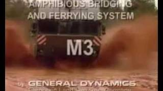 The M3 Amphibious Bridging and Ferrying System