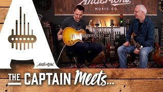 The Capt. Meets PRS And Shows Us THAT Free Guitar From NAMM