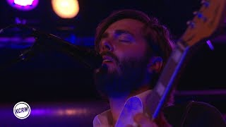 """Lord Huron Performing """"The Night We Met"""" Live On KCRW"""