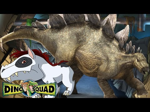 Dino Squad - Growth Potential S01E02 | HD | Full Episode | Dinosaur Cartoon | Cartoons for Kids
