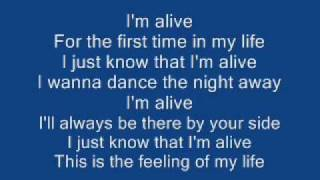 Da Buzz - Alive (with lyrics)