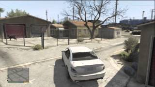 GTA V All Gang locations