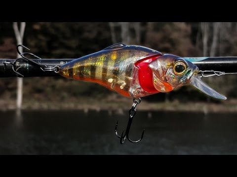 Mtb Slam Challenge Unboxing Rigged Fished Fall Bass Fishing October Play