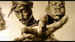 2pac ft Notorious Big - Runnin' (Remix T-hood)