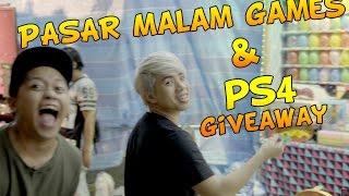 PASAR MALAM GAMES (PS4 SLIM GIVEAWAY)