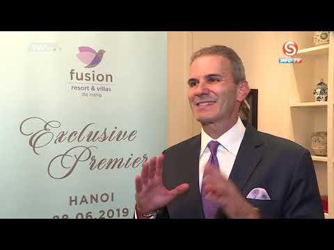 Xu hướng đầu tư bất động sản nghỉ dưỡng - Fusion Resort & Villas Danang I InfoTV