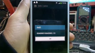 Repair IMEI SAMSUNG N7100 WITH BOX Z3X - Самые лучшие видео