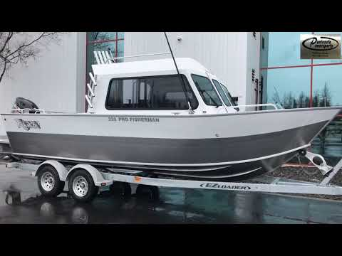 "2020 Raider Boats 220 Pro Fish  ""SOLD"" in Soldotna, Alaska - Video 1"