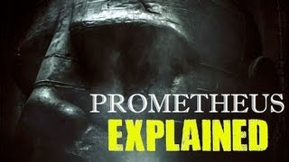 Prometheus EXPLAINED - Movie Review (SPOILERS)