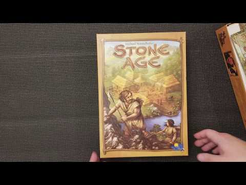 Stone Age - Whats in the box?