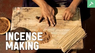 Learn How To Make Incense