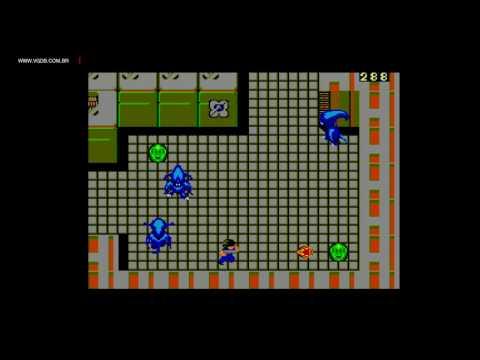 Alien Syndrome - SEGA Master System / Mark III - VGDB