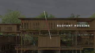 Buoyant Housing in Brazil – Project Video