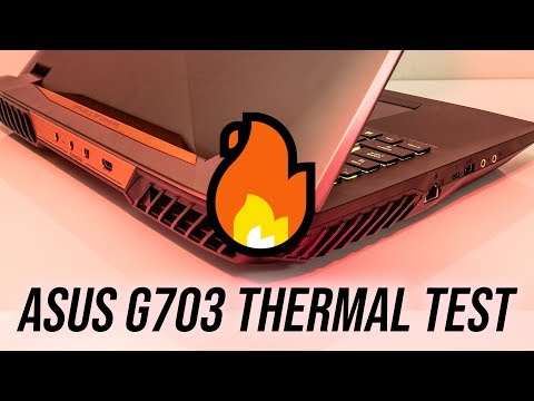 Dell G7 Thermal Testing - i9 Overclocking and Undervolting