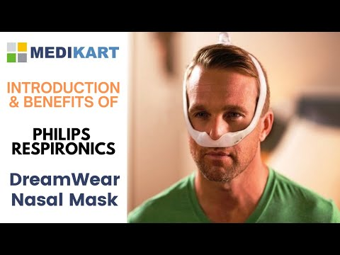 Philips Dreamwear Nasal Mask Headgear