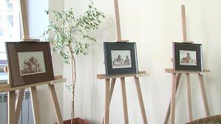 Լևոն Լաճիկյանի եկեղեցապատում ցուցադրությունը