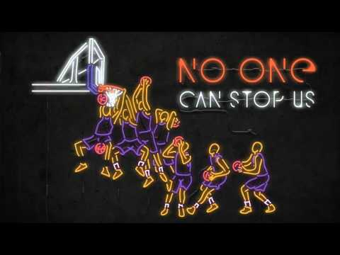 Dipha Barus ft. Kallula- No One Can Stop Us (Official Lyric Video)