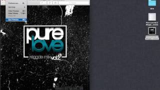 """Restricted Zone – Pure Love Vol.2 (Reggae Mix) 2017 """"Preview Tracklist"""""""