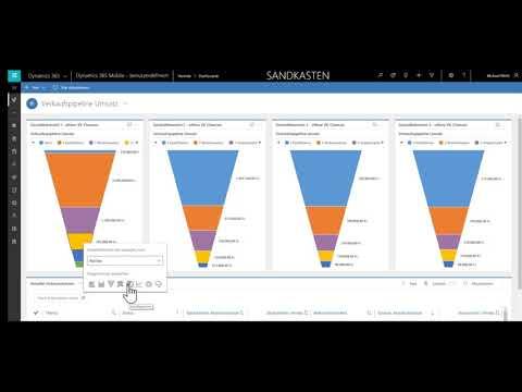 Demo: Microsoft Dynamics 365 CRM for Sales in 2 Minuten