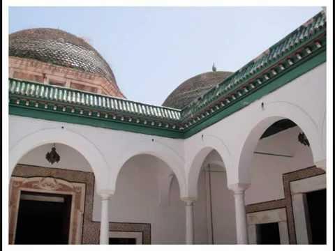 TUNISIE. Palais Dar Othman et Mausolée T