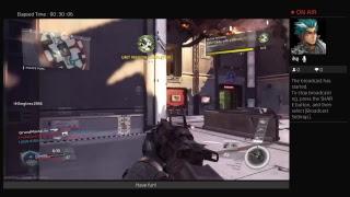 Infinite Warfare Team Deathmatch