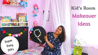 TOP 7 Budget Friendly Kids Room Makeover Ideas / Kids Room Decoration / Easy DIYs / Room Tour