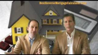 Reverse Mortgage - How to calculate a Reverse Mortgage Easily