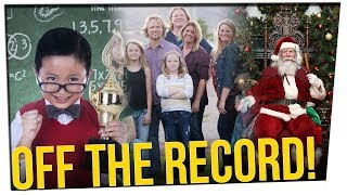 Off The Record: Smart Kids, Polygamy & Christmas! ft. Steve Greene